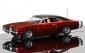 Doge Charger R/T Candy Apple Red, DPR, Headlights